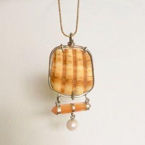 Honduran Shell Necklace 🐚